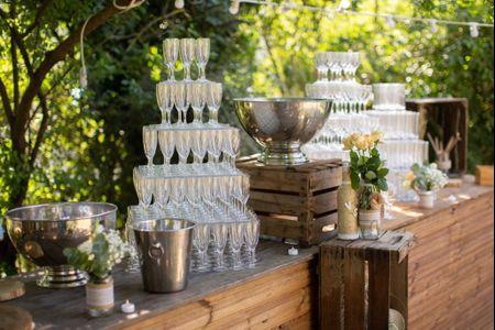 Soupe de champagne, un apéritif festif et convivial pour votre mariage