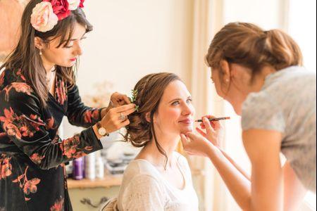 8 astuces pour que votre maquillage de mariée tienne toute la journée