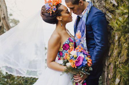 Les palettes couleur de mariage du Pantone Color Institute déjà tendances en France ?