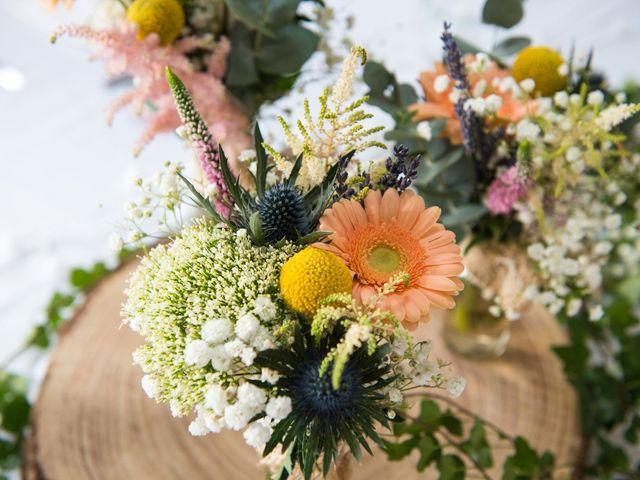 Quels centres de table pour un mariage au printemps ?