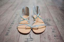 20 modèles de chaussures de mariée plates, esthétiques et confortables !