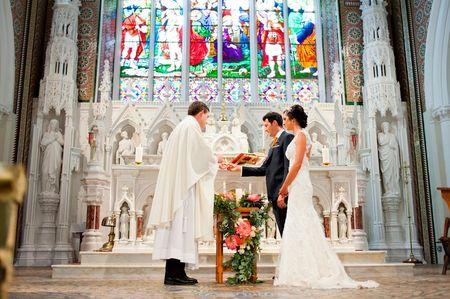 Tout ce que vous devez savoir sur le mariage religieux catholique
