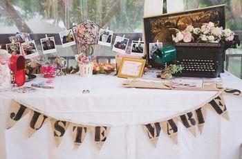 Idées pour un mariage vintage