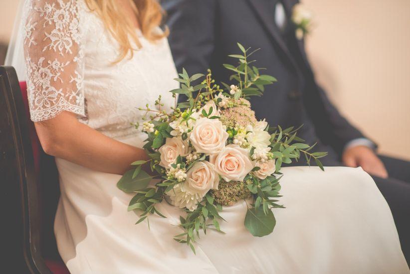 Préférence 30 idées de bouquets de mariée FL28