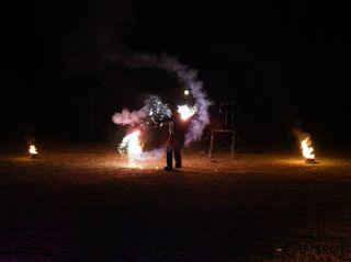 Fire & led show 5