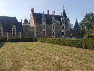Château de La Colaissière 1