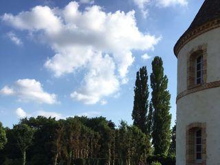Château de la Cour Senlisse 1