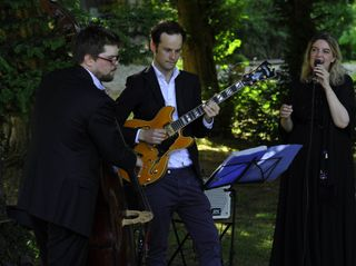 Honeymoon Jazz Band 1