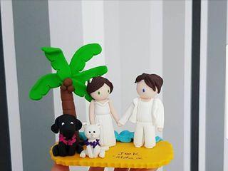 Les Fimos de Maïa - figurines personnalisées 1