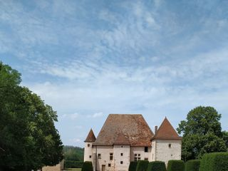 Lucie & Andrea - Château de la Rivière 3