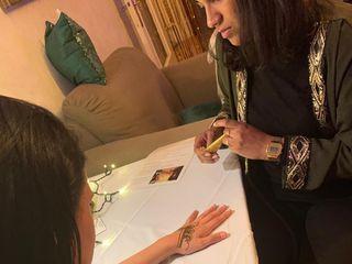 Mon Tatouage au Henné 1