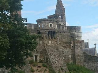Château du Plessis Macé 1