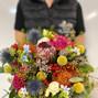 Le mariage de Christelle et Coccinelle, Maître Artisan Fleuriste 9