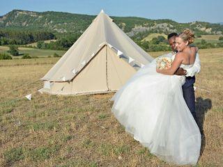 Mon Wedding Camping  - Tipis d'hébergement 3