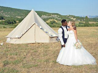 Mon Wedding Camping  - Tipis d'hébergement 4