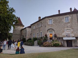 Château Chapeau Cornu **** 2