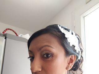 Fatma Dahou - Make up & Hairstyle 1