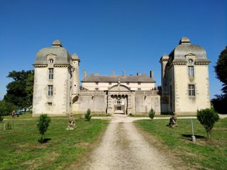 Château de Beaumanoir d'Évran 1