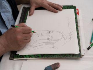 Monsieur Fifi - Portrait et Caricature 1
