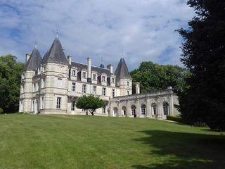 Château de la Barbelinière 1