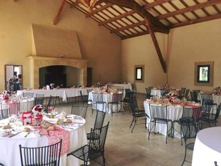 Salle les Berlettes - Domaine de Sulauze 4