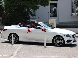 Billionaire Wedding Cars 1