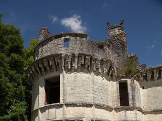 Château de Veuil 1