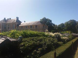 Château de Vallery 1
