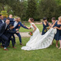 Le mariage de alison et Château de la Ligne 11