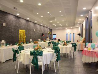 Salle de réception Mary d'Arvigny - Le Patio 1