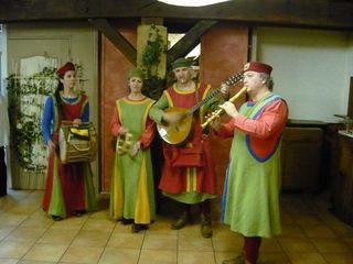 Celestiaes - Musique médiévale 1