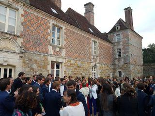Le Château du Blanc Buisson 1