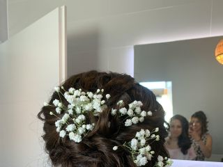 Linda Barkallah - Hair / make-up Artist 2