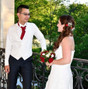 Le mariage de Stephanie Ordano et Pronuptia Paris Rivoli 8