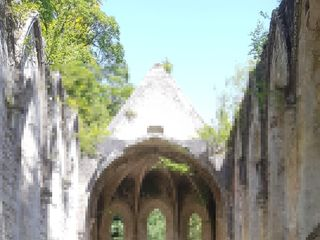 Abbaye Fontaine-Guérard 3