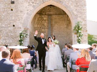 Gwénaëlle Wedding 1