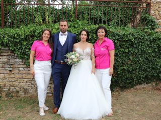 "La team ""Sophie Wedding Planner"" 3"