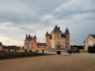 Château du Coudray Montpensier 2