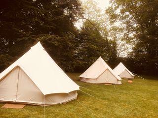 Mon Wedding Camping  - Tipis d'hébergement 1