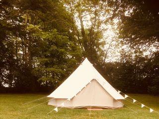 Mon Wedding Camping  - Tipis d'hébergement 2