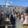 Le mariage de Isabelle et Domaine du Bois 1