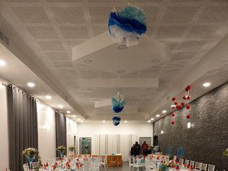 Salle de réception Mary d'Arvigny - Le Patio 7