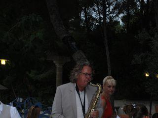 Saxophoniste Colard Philippe 1