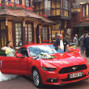 Le mariage de Sandra Savalli et Location Ford Mustang 6