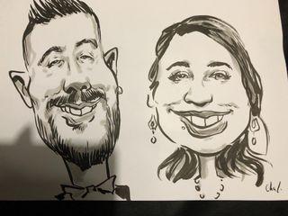 Charli Caricatures 1