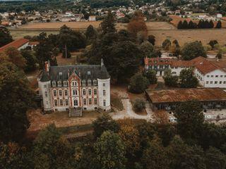Château de la Pouyade 2