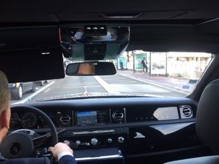 Pullman Limousine 1