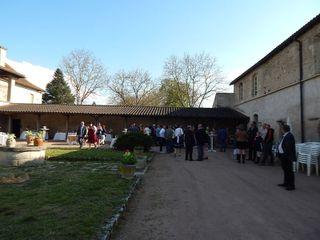 Abbaye de Saint Gilbert 5