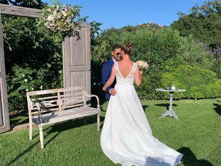 La mariée de Lol & Esté 4