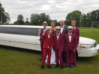 Golden Limousine France 1